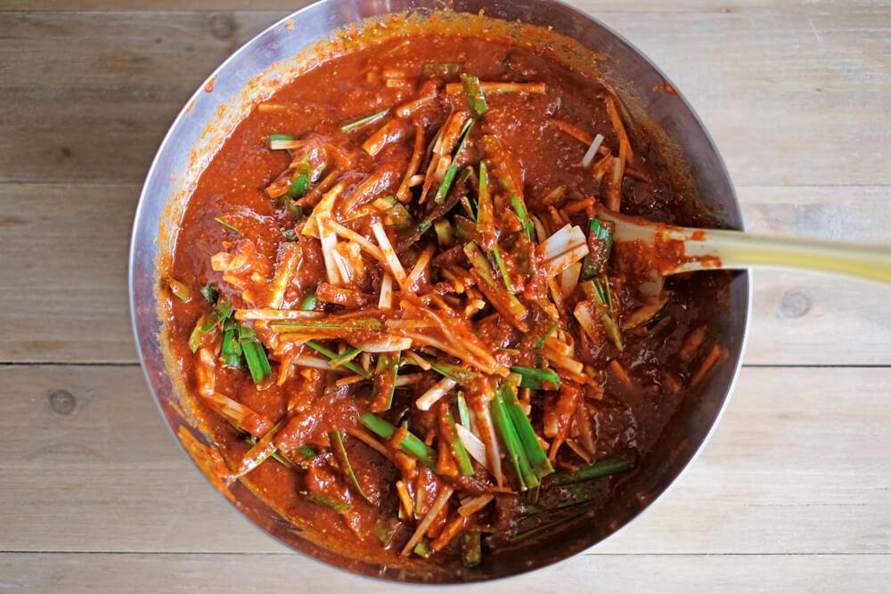 韓国キムチの本格手作りレシピ 美味しさの条件は発酵と素材選び